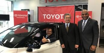 Toyota ostrzega fabrykę w Kentucky przed nadmiernymi kosztami