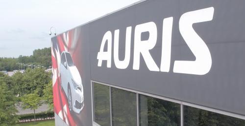 Nowa Toyota Auris będzie montowana w Wielkiej Brytanii