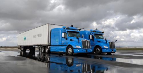 Waymo testuje autonomiczne ciężarówki