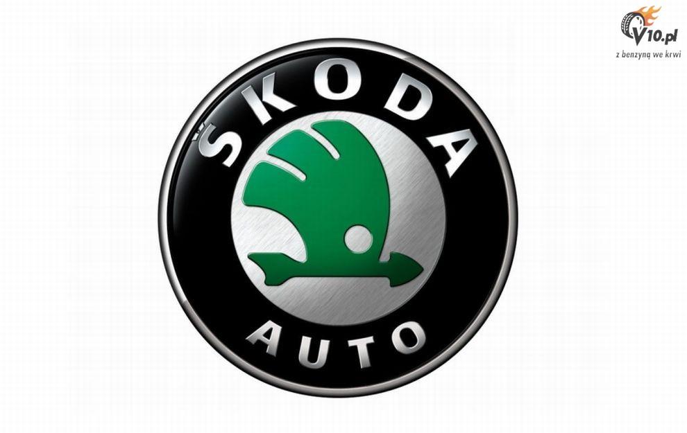 Skoda Logo Nowe