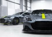 Aston Martin Rapide i Vantage