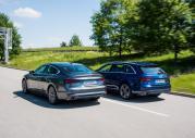Audi A4 Avant i A5 Sportback w wersji G-Tron