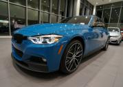 BMW 330xi Laguna Seca