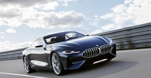 BMW 8 Series - piękny koncept z Bawarii