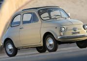 Fiat 500F Berlina przygotowany dla Museum of Modern Art