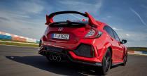 Honda Civic Type R - kolejna generacja będzie hybrydą