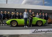 Lamborghini Concours d'Elegance