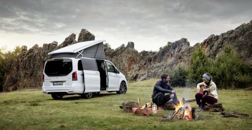 Mercedes Marco Polo Horizon - luksus dla podróżników