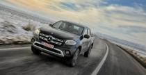 Mercedes klasy X może wkrótce zniknąć z rynku