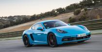 Porsche 718 Cayman T - wyciekły informacje o nowej wersji sportowego coupe