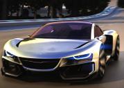 Saab AiroX Autonomous Concept