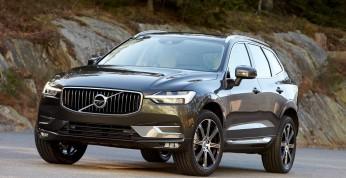 Volvo będzie produkować XC60 dla USA w Europie