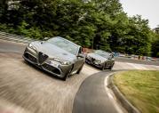 Alfa Romeo Giulia i Stelvio Quadrifoglio