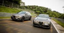 Alfa Romeo Giulia i Stelvio Quadrifoglio w limitowanej serii NRing