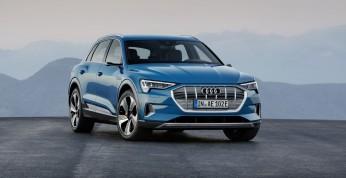 Audi szykuje model E-Tron w bazowej i topowej wersji