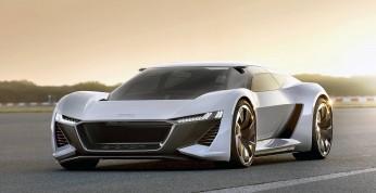 Audi P18 E-Tron może trafić na rynek w limitowanej serii