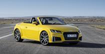 Audi TT 2019 - oficjalne zdjęcia i nowości pod maską