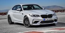 BMW M2 Competition z rekordem cięcia słupków słomy mieczem