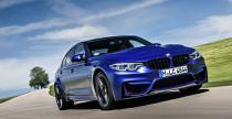 BMW M3 CS - swoiste pożegnanie sportowego sedana