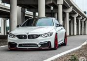 BMW M4 - demo car firmy ADV.1