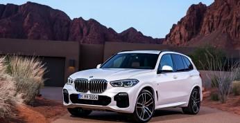 BMW X3 i X5 Plug-In Hybrid trafią do salonów w 2019 roku