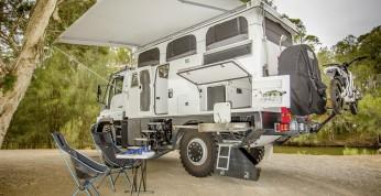 EarthCruiser Explorer XPR440 - pojazd do podróży na krańce świata
