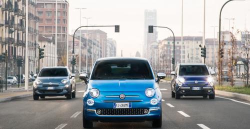 Fiat 500 Mirror - rodzinka w wersji dla młodych