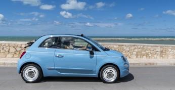 Nowy Fiat 500 będzie autem elektrycznym