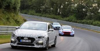 Hyundai i30 N Fastback - premiera nastąpi w czasie Paris Motor Show