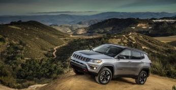 Jeep Compass z kilkoma dodatkami na 2019 rok