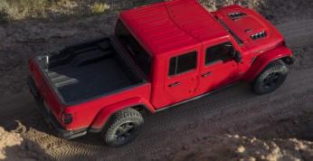 Jeep Gladiator debiutuje w Los Angeles
