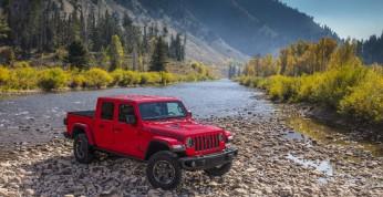 Jeep Gladiator trafi na rynek Europejski w 2020 roku