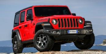 Jeep Wrangler - nowe zdjęcia i informacje o europejskiej wersji