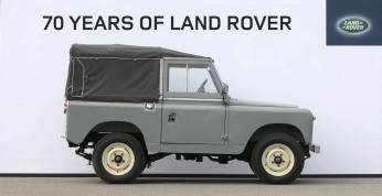 Land Rover obchodzi 70-lecie. Galeria ukazująca różnorodność...