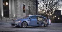 Lincoln Continental w specjalnym wydaniu 80th Anniversary Coach Door Edition