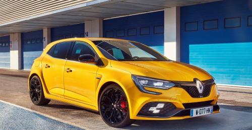 Renault Megane RS - francuski hot-hatch w detalach