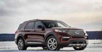Ford ma poważne problemy z jakością nowego Explorera