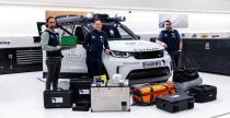 Land Rover Discovery rusza pomóc w walce z Malarią