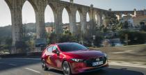 Mazda 3 - prezentacja europejskich wersji silnikowych