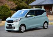 Mitsubishi eK Wagon i eK X