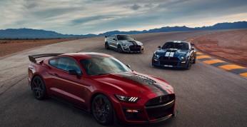 Ford Mustang Shelby GT500 - oto nowy król muscle carów