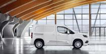 Toyota Proace City - kolejna wersja małego vana produkowanego przez PSA