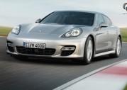 Porsche Panamera - galeria zdjęć