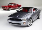 Ford Mustang - przepi�kne concept cars z 2003 roku