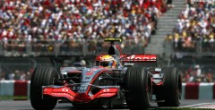 Hamilton i cztery inne legendy F1 na znaczkach pocztowych w Kanadzie