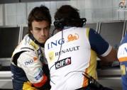 Fernando Alonso blefuje?