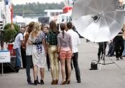 Grand Prix Niemiec - Hockenheim - Pitbabes