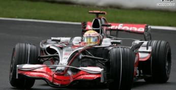 Hamilton chce zwrotu zwycięstwa na torze Spa z 2008 roku