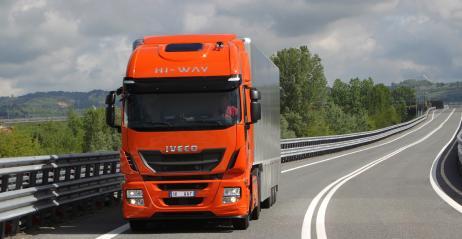 d172557b397a37 Poczta Polska wzięła w leasing 108 ciężarówek marki Iveco Eurocargo