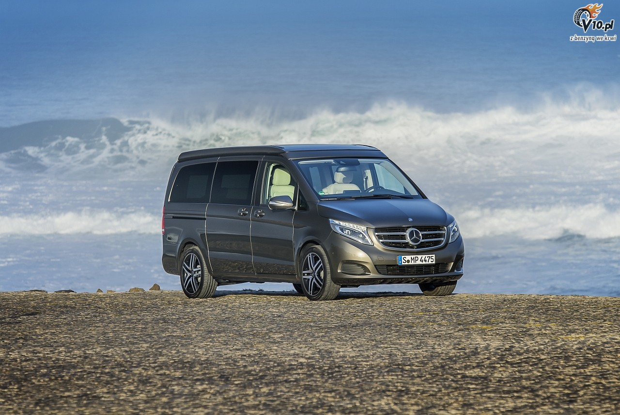 Mercedes marco polo westfalia 2015 autos post for Mercedes benz marco polo for sale
